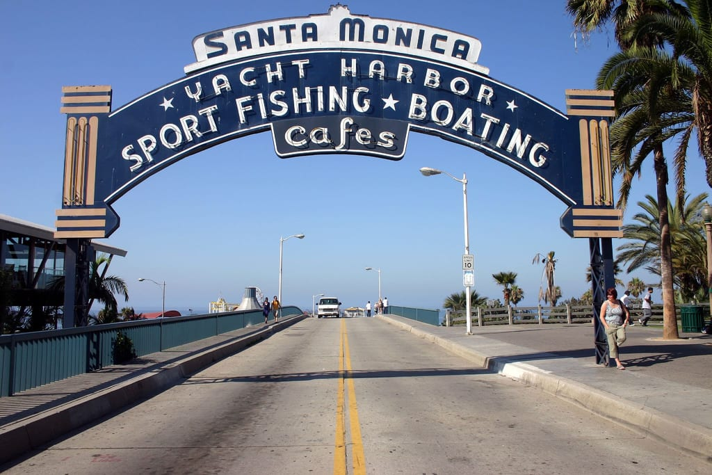 Santa-Monica-Pier